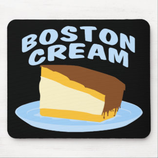 Boston Cream Pie Mouse Pad