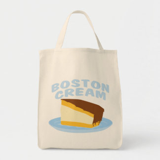 Boston Cream Pie Tote Bag