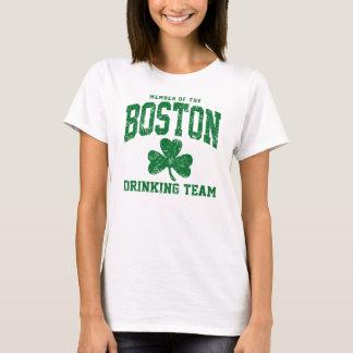 Boston Drinking Team T-Shirt