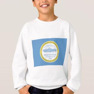 Boston Flag Sweatshirt