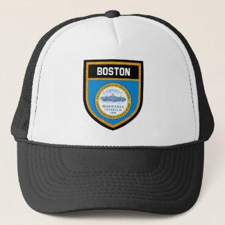 Boston Flag Trucker Hat