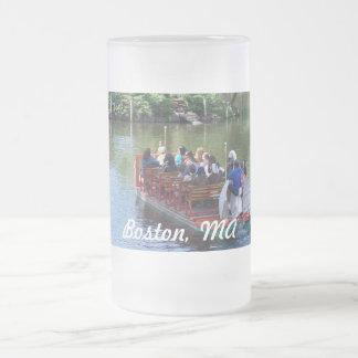 Boston Frosted Mug