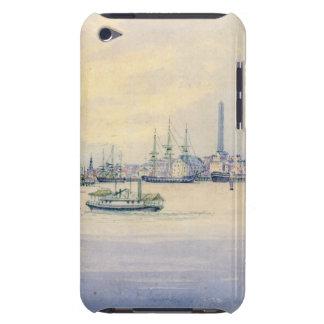 Boston Harbor 1846 iPod Case-Mate Cases