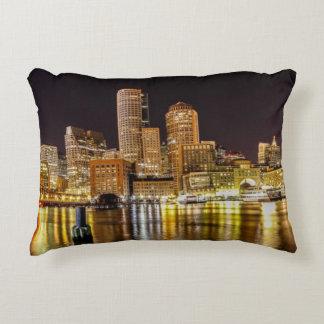 Boston Harbor Accent Cushion