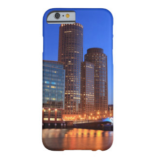 Boston Harbor and skyline Boston is one of the 2 iPhone 6 Case