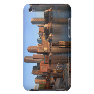 Boston Harbor and skyline.  Boston is one of the 3 Barely There iPod Covers