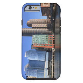 Boston Harbor and skyline Boston is one of the 4 iPhone 6 Case