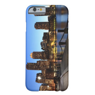 Boston Harbor and skyline.  Boston is one of the 6 Barely There iPhone 6 Case