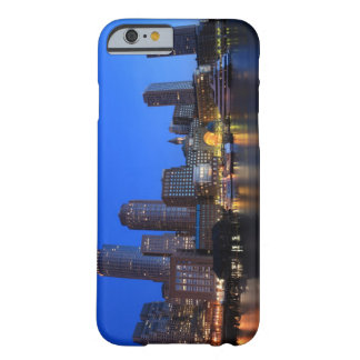 Boston Harbor and skyline Boston is one of the 8 iPhone 6 Case