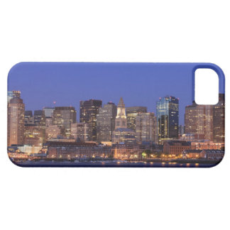 Boston Harbor and skyline.  Boston is one of the 9 iPhone 5 Case