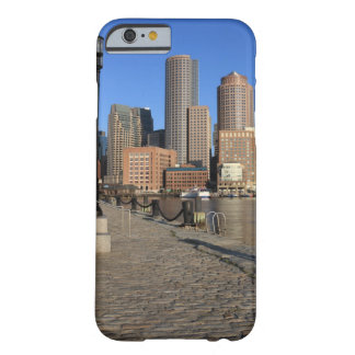 Boston Harbor and skyline Boston is one of the iPhone 6 Case