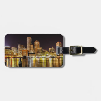 Boston Harbor Bag Tag