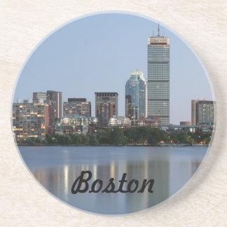 Boston Harbor Beverage Coasters
