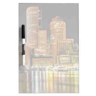 Boston Harbor Dry-Erase Whiteboard