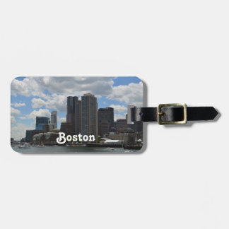 Boston Harbor Tag For Luggage