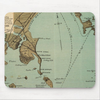 Boston Harbor Mouse Pad