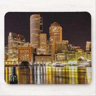 Boston Harbor Mousepads