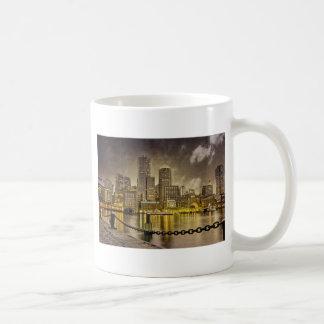 BOSTON HARBOR COFFEE MUGS