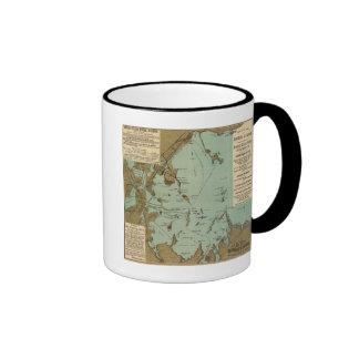 Boston Harbor Ringer Mug