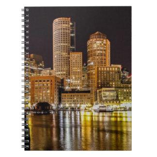 Boston Harbor Notebook