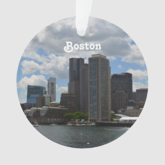 Boston Harbor Ornament