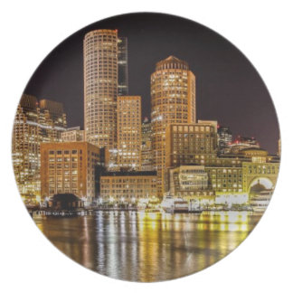 Boston Harbor Plate
