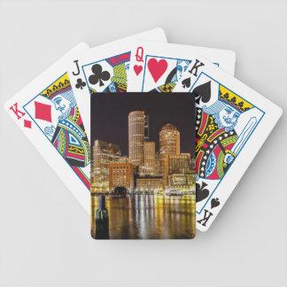 Boston Harbor Playing Cards