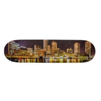 Boston Harbor Skate Board