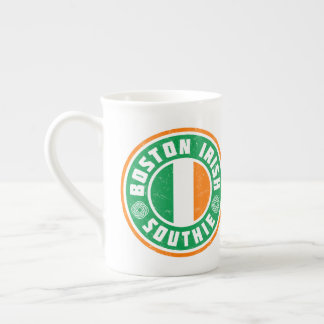 Boston Irish American Southie Mug