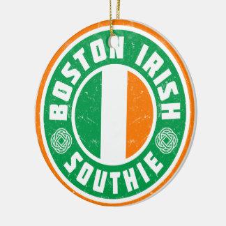 Boston Irish Southie Decoration