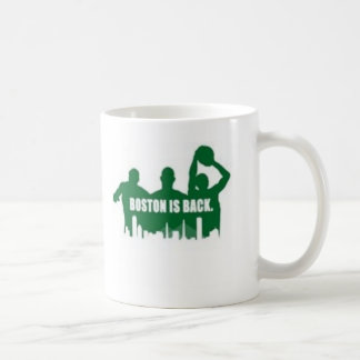 Boston is Back Coffee Mug