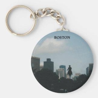 BOSTON KEY RING