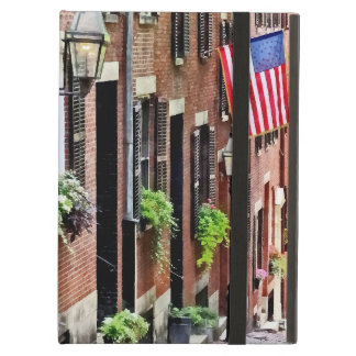 Boston MA - Acorn Street iPad Air Case