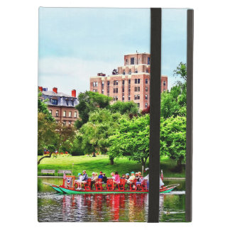 Boston MA - Boston Public Garden Cover For iPad Air