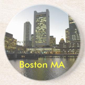 Boston MA Coaster