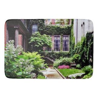 Boston MA - Hidden Garden Bath Mat