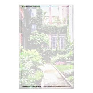 Boston MA - Hidden Garden Stationery