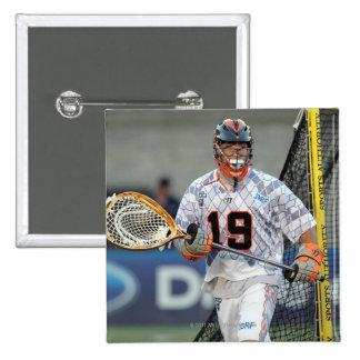 BOSTON, MA - JULY 09:  Jesse Schwartzman #19 3 15 Cm Square Badge