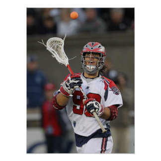 BOSTON, MA - JUNE 11:  Paul Rabil #99 2 Poster