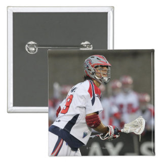 BOSTON, MA - JUNE 11:  Paul Rabil #99 Boston 15 Cm Square Badge