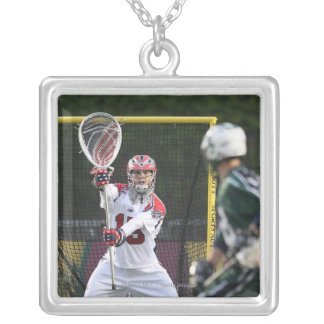 BOSTON, MA - MAY 14: Kip Turner #15 goalie for Silver Plated Necklace