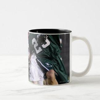 BOSTON, MA - MAY 14:  Mike Ward #23  Long Coffee Mug