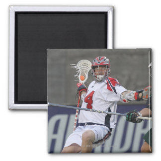 BOSTON, MA - MAY 14:  Ryan Boyle #14 Square Magnet
