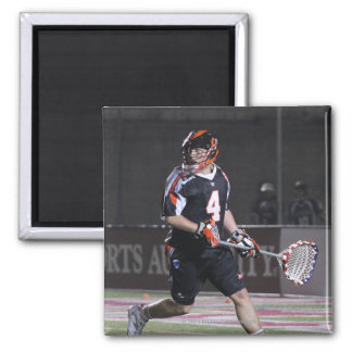 BOSTON, MA - MAY 21: Adam Fullerton #4 Square Magnet