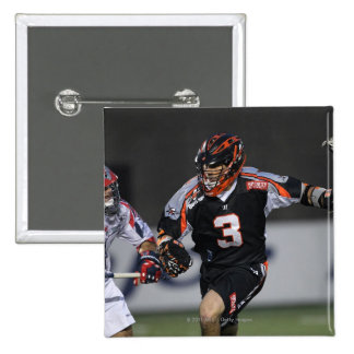 BOSTON, MA - MAY 21:  Steve Gianone #3 15 Cm Square Badge