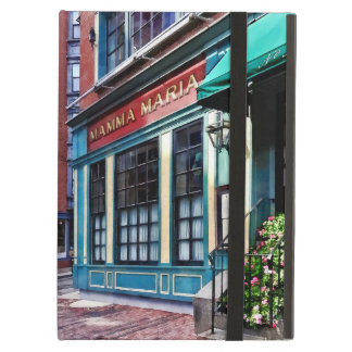 Boston Ma - North End Restaurant iPad Air Case