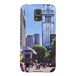 Boston MA - Quincy Market Galaxy S5 Covers