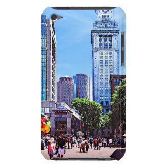 Boston MA - Quincy Market iPod Case-Mate Cases