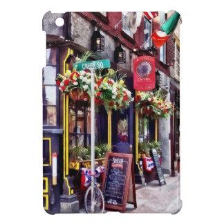 Boston MA - Restaurants on Creek Square Cover For The iPad Mini