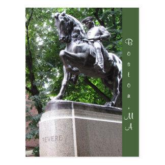 Boston, Massachusetts #1 Postcard